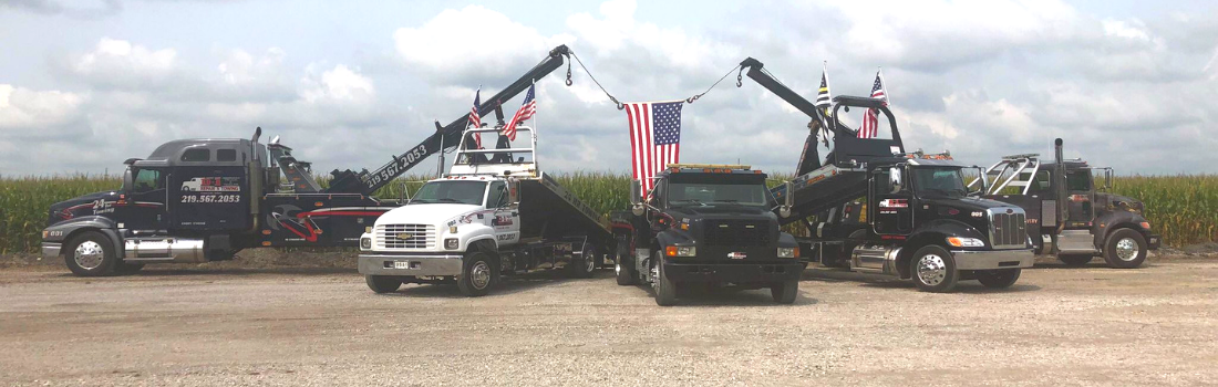 Towing Recovery and Truck & Trailer Repair
